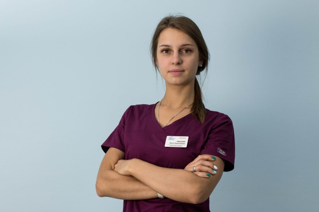 Иванова<br>Анна Николаевна